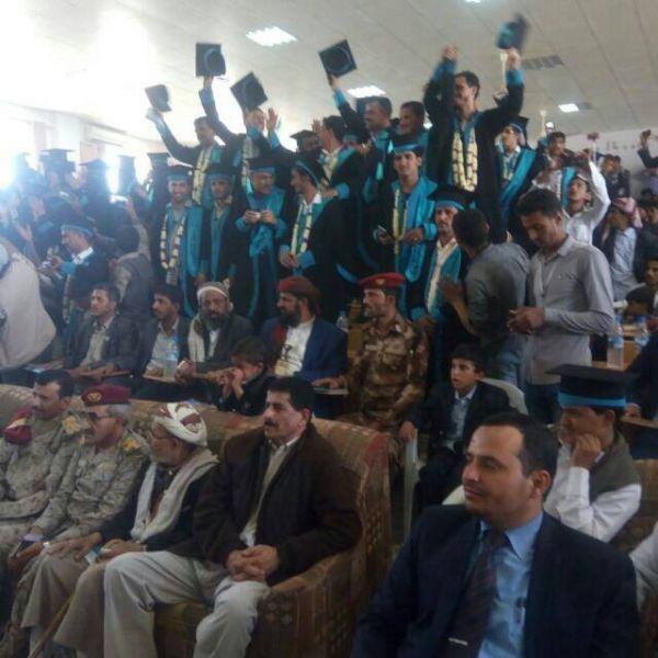 رائدون تنظم احتفال لتخريج 108 طالب وطالبة لعدد من الدبلومات المهنية القصيرة
