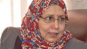 """رئيسة لجنة مكافحة الفساد تغادر """"صنعاء"""" وتطالب بإنقاذ ما تبقى من الهيئة"""