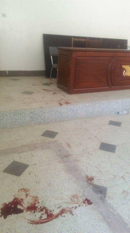 مقتل فتاة على يد شقيقها داخل المحكمة وسط العاصمة صنعاء