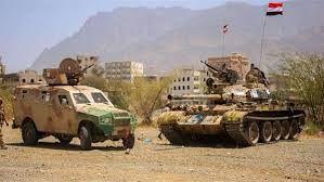 البيضاء.. الجيش الوطني يحرر مواقع جديدة في قانية شرقي المحافظة