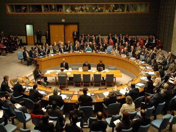"""مجلس الأمن يبحث مشروع قرار فرنسي """"ثلاثي الأبعاد"""" حول سوريا"""