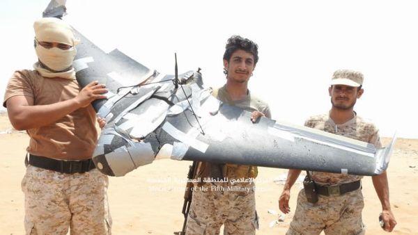 حجة: الجيش يسقط طائرة رصد استطلاعية تابعة للمليشيات في ميدي
