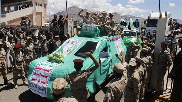 عوائل في صنعاء تستقبل ضحايا جدد من أبنائها الذين قتلو في صفوف الحوثيين