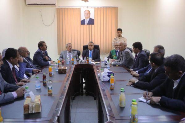 بن دغر: مليشيا الحوثي سيّست القضاء واستحدثت قوانين عنصرية خدمة لمشروعها السلالي