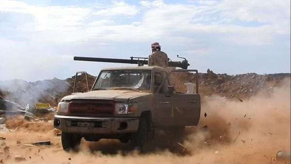 مقتل عشرات المليشيات الانقلابية في غارات ومعارك بجبهات متفرقة