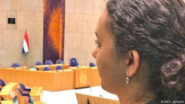 """الحضرمية """"مريم السقاف"""" حلم كبير يجد طريقه إلى البرلمان الهولندي"""