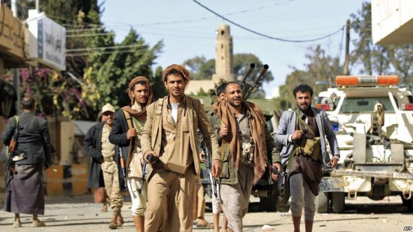 """المليشيات تقتحم إحتفال تخرج في صنعاء بحجة """"الاختلاط"""""""