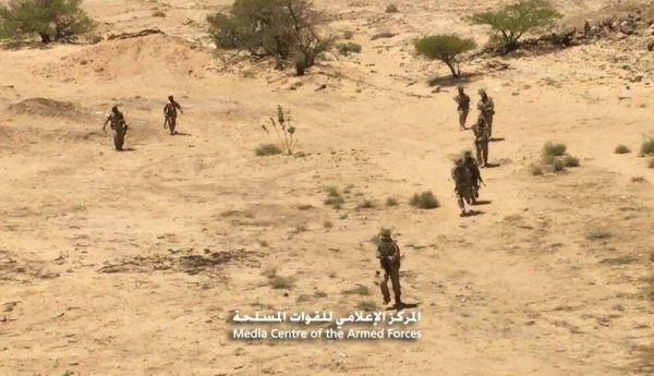 صعدة.. الجيش يحرز تقدم جديد شرقي المحافظة