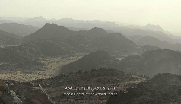 الجيش الوطني يحرر مواقع جديدة شرق صعدة