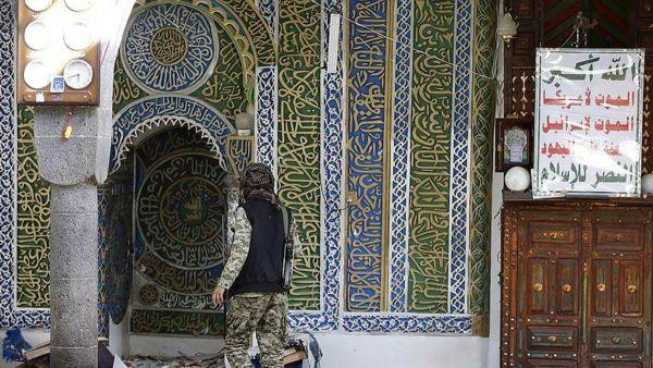 """مساجد صنعاء.. مآذن بلا تراويح منذ انقلاب مليشيات الحوثي على """"الشرعية"""""""