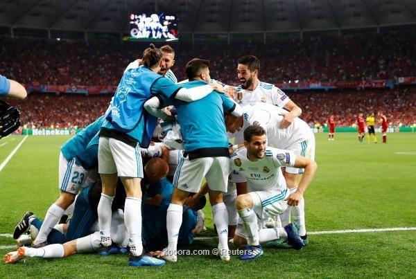 ريال مدريد يحتفظ بعرشه بعد فوزه على ليفربول في نهائي أبطال أوروبا