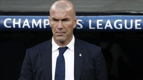 الفرنسي زيدان يعلن رحيله عن ريال مدريد رسميا
