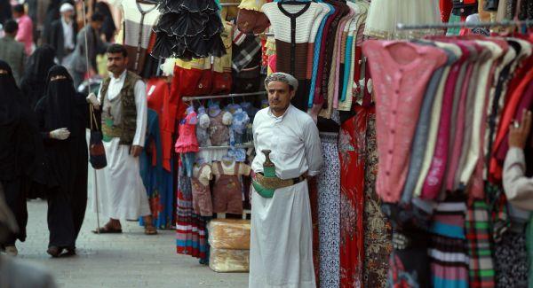 ارتفاع جنوني في أسعار ملابس العيد بصنعاء والتجار يكشفون الأسباب (تقرير خاص)