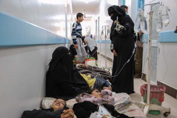 """مصدر طبي: تسجيل 60 حالة إصابة بوباء الكوليرا غرب """"صنعاء"""""""