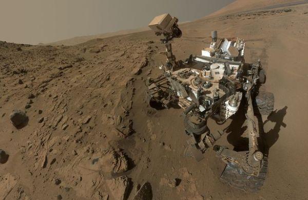ناسا تكشف العثور على آثار حياة في كوكب المريخ