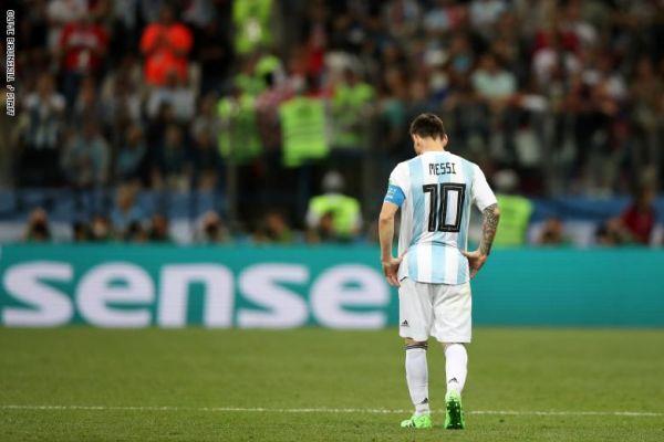 """كرواتيا تتغلب على الأرجنتين بثلاثة أهداف """"دون مقابل"""""""