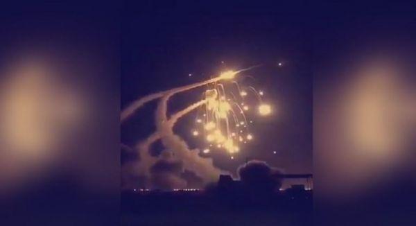 """اعتراض """"باليستي"""" أطلقته مليشيات الحوثي على الرياض"""
