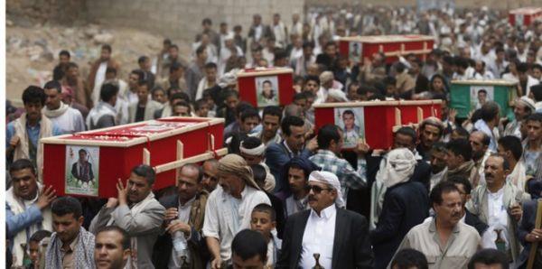 تزايد أعداد قتلى الحوثيين وحملات تجنيد تعويضاَ لخسائرهم البشرية