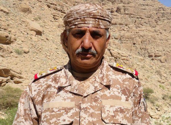 اللواء الذيباني: الجيش يحقق تقدم ميداني ويواصل العمليات شرق صنعاء
