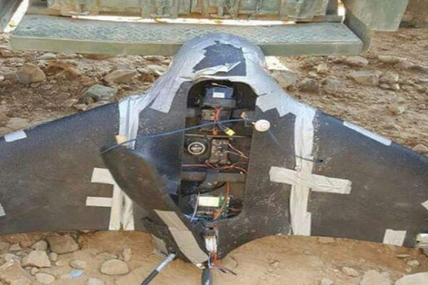 """الجيش الوطني يعلن إسقاط طائرة استطلاع حوثية جنوب """"الحديدة"""""""