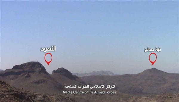 شاهد: قوات الجيش تخوض مواجهات عنيفة ضد المليشيات شرقي صنعاء
