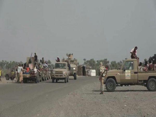 الحديدة.. الجيش يحرر مركز مديرية التحيتا ويمشط المناطق المجاورة