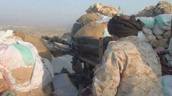 تعز.. الجيش يحرر مواقع جديدة بجبهة القبيطة جنوبي المحافظة