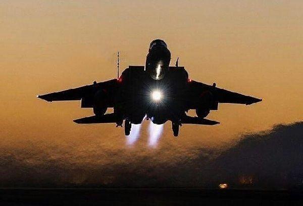 التحالف يستهدف كهفين لتخزين الطائرات المسيرة بصنعاء