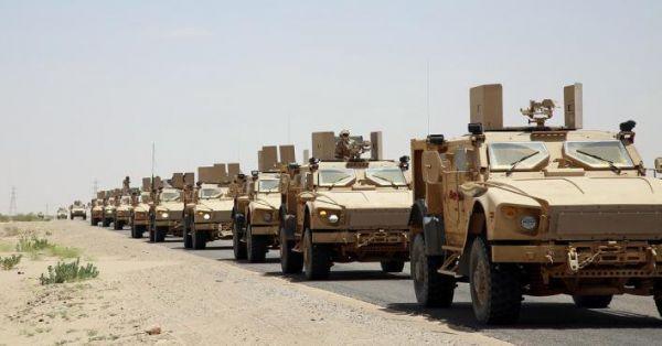 الجيش يتقدم في جبهة حرض ويسيطر على مفرق حيس- العدين بالحديدة