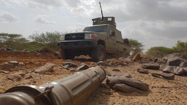 """حجة.. الجيش الوطني يحرر مناطق جديدة بمديرية """"حيران"""""""