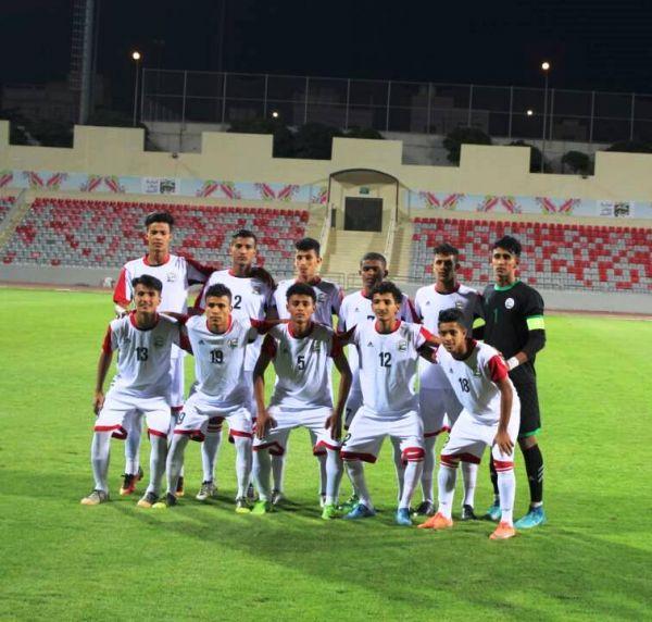 منتخب الناشئين الوطني يفوز على نظيره العراقي بهدفين في بطولة غرب آسيا