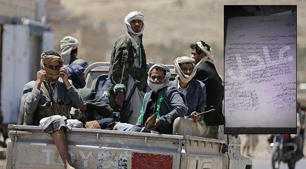 بالوثائق: الكشف عن العلاقة الخفية بين الحوثيين والقاعدة في اليمن