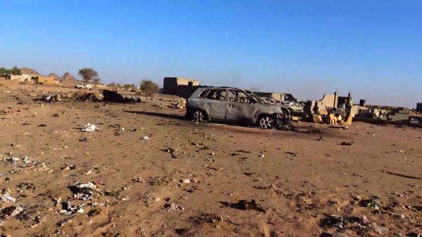 """رواية جديدة تفند مزاعم الحوثيين حول استهداف """"حافلة صعدة"""" وعلاقتها بخبراء الصواريخ"""