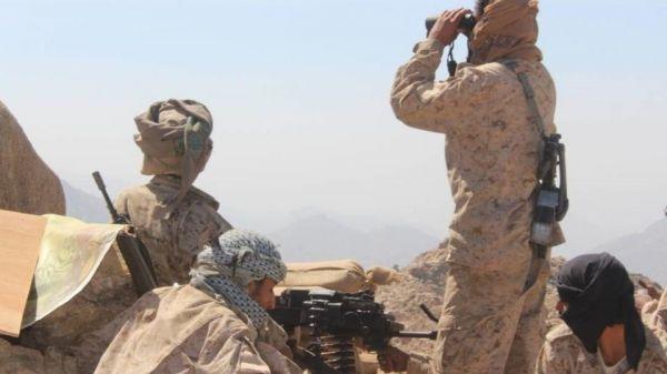 قوات الجيش تواصل التقدم في جبال مران وصولًا إلى الجميمة