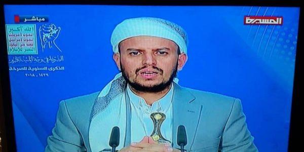 """انتصارات الجيش تٌصيب زعيم الحوثيين بـ""""الرعب"""" ويشكو من نقص المقاتلين"""