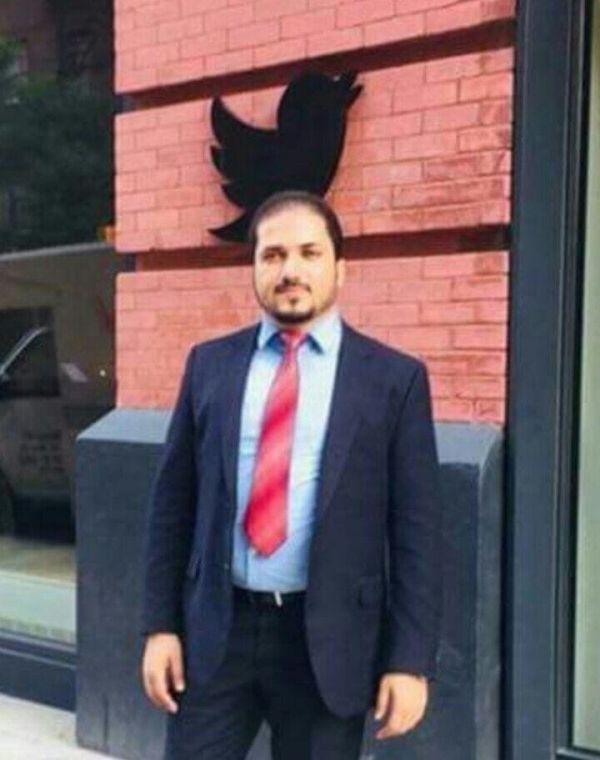 """مهندس يمني في ضيافة مؤسس موقع """"فيس بوك"""" بأمريكا (اسم وصورة)"""