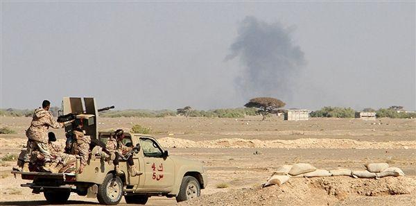 """وكالة: الجيش الوطني يسيطر على طريقين رئيسيين قرب """"الحديدة"""""""