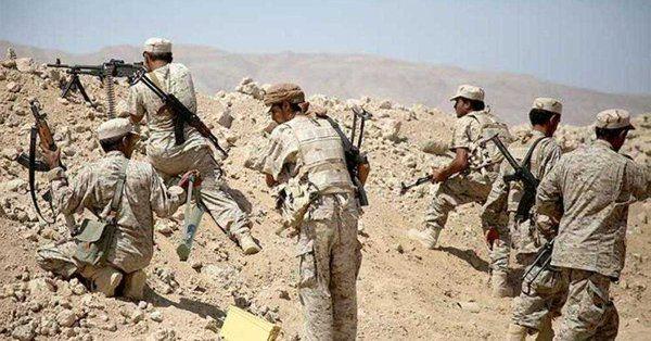 مصرع 9 حوثيين بمواجهات مع قوات الجيش بجبهة نهم شرق صنعاء