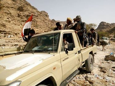 """صعدة.. الجيش يواصل التقدم ويحرر مرتفعات جديدة في جبهة """"باقم"""""""