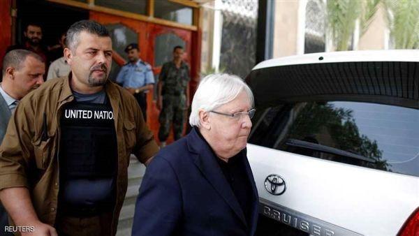 المبعوث الأممي يغادر صنعاء بعد زيارة استمرت 3 أيام