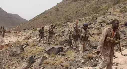 مصرع 11 حوثياً بمواجهات مع الجيش الوطني في الجوف وصرواح