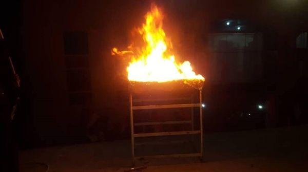 """إيقاد شعلة سبتمبر في منزل """"الأحمر"""" بصنعاء"""