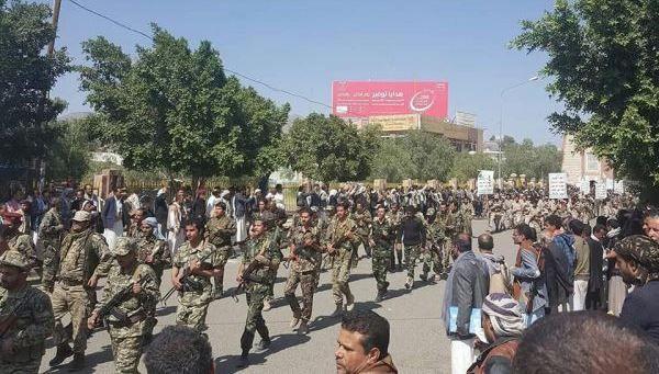 اعتداءات مليشيا الحوثي على نساء متظاهرات.. سابقة خطيرة لا تسقط بالتقادم