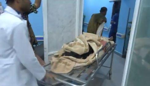 مقتل امرأة حامل في الجوف برصاص قناص تابع لمليشيا الحوثي