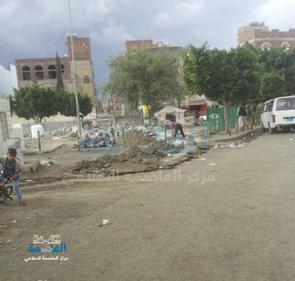أراضي الدولة بصنعاء.. ساحة مفتوحة لنهب الحوثيين وتحويلها إلى استثمارات «صور خاصة»