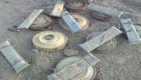 إصابة 4 أطفال بانفجار لغم حوثي بالحديدة