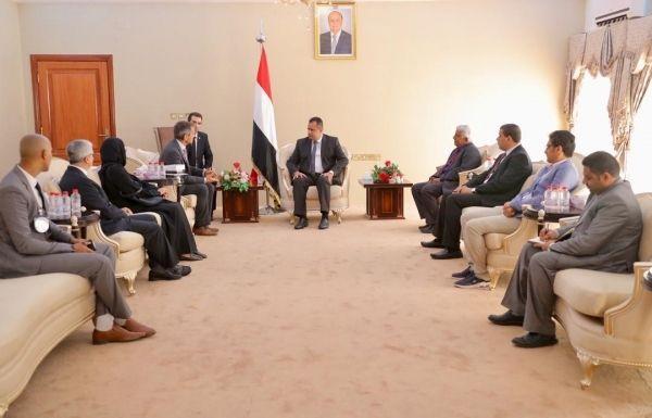 الحكومة تدعو الصليب الأحمر للضغط على مليشيا الحوثي للإفراج عن المختطفين