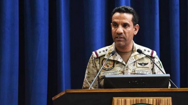 التحالف يقول إنه سمح بإخلاء 50 جريحاً حوثياً من صنعاء الى عمان