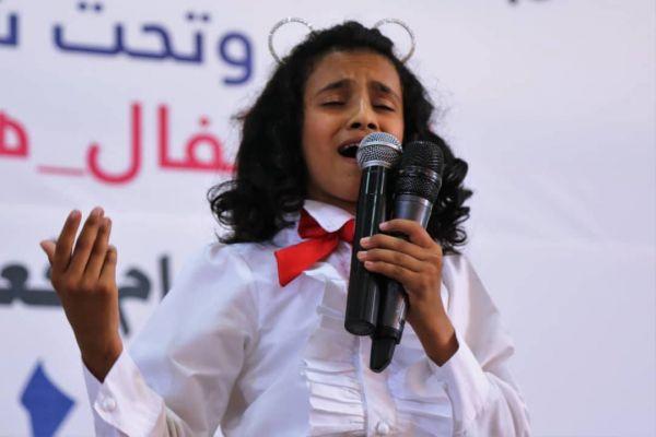 مأرب: فعالية تسلط الضوء على انتهاكات الحوثي بحق أطفال اليمن