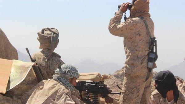 خسائر فادحة لميليشيا الحوثي في دمت وصعدة.. والعكيمي يشدد على رفع الجاهزية القتالية